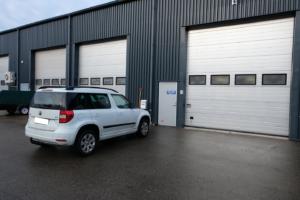 Vår nya dörr till MHz Service